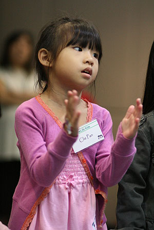 Clapping at Church